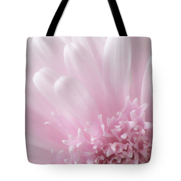 Pastel Daisy Tote Bag