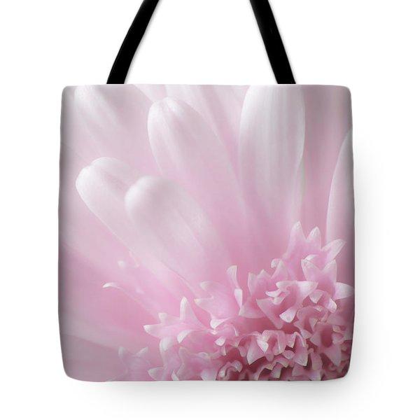 Pastel Daisy Tote Bag