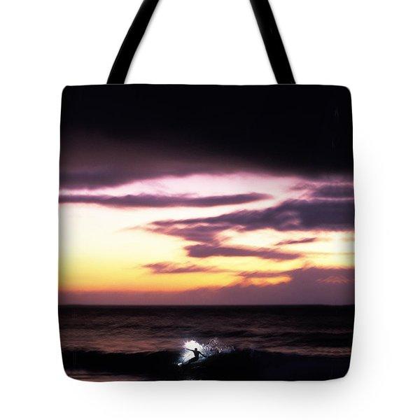 Pastel Flash Tote Bag