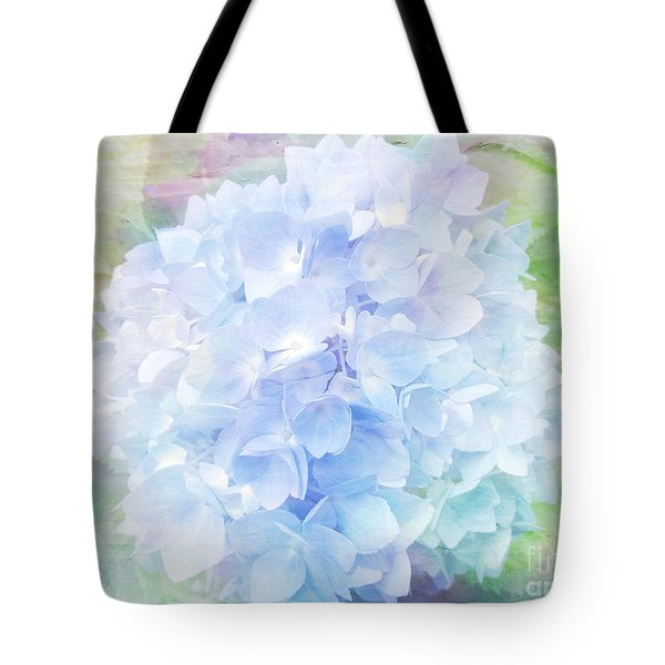 Pastel Hyacinth Tote Bag