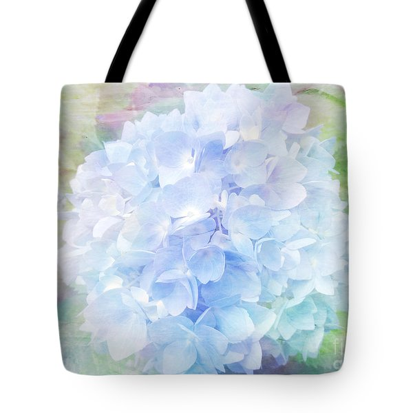 Pastel Hyacinth Tote Bag