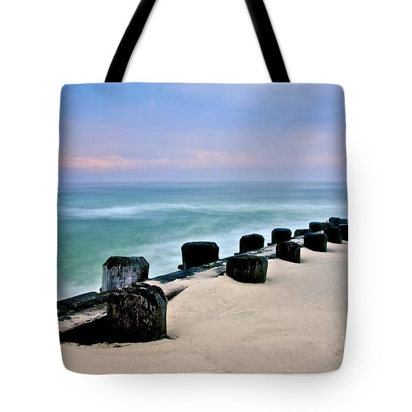 Pastel Waters Tote Bag