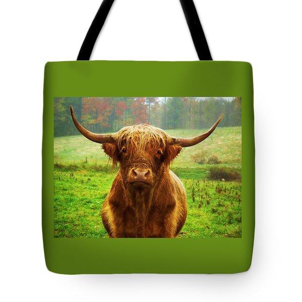 Pasture Portrait Tote Bag