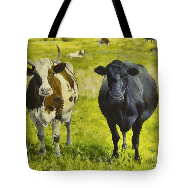 Pasture Tote Bag by Veikko Suikkanen