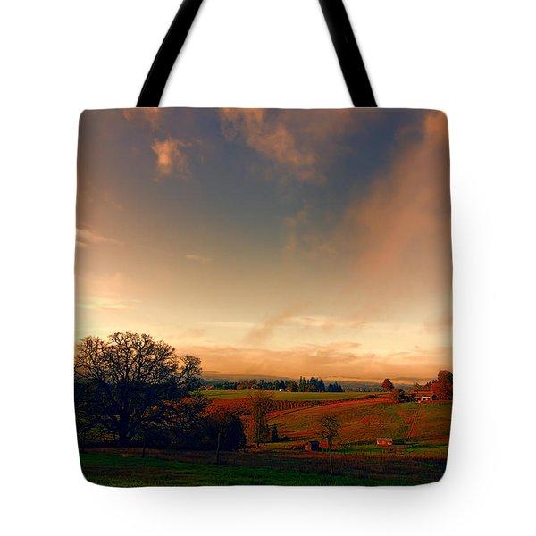 Pastureland Tote Bag