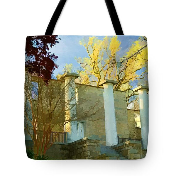 Patapsco Female Institute Tote Bag