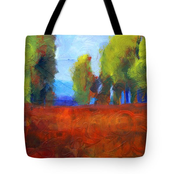 Patching The Environment Tote Bag