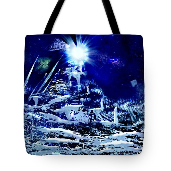 Path To Enlightment Tote Bag