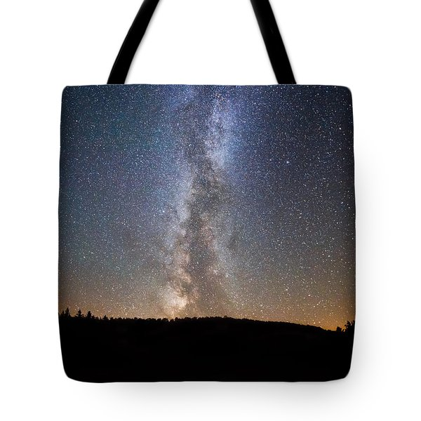 Path To Our Galaxy   Tote Bag
