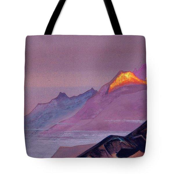 Path To Shambhala Tote Bag