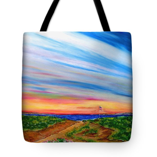 Paths To Independance Tote Bag