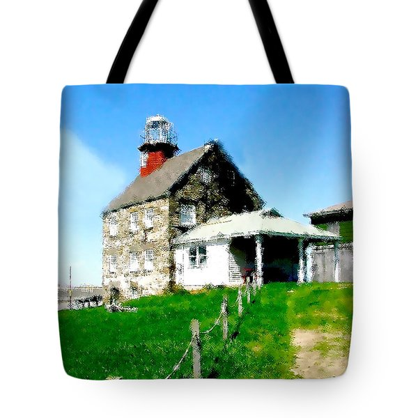 Pathway To Happiness  Tote Bag