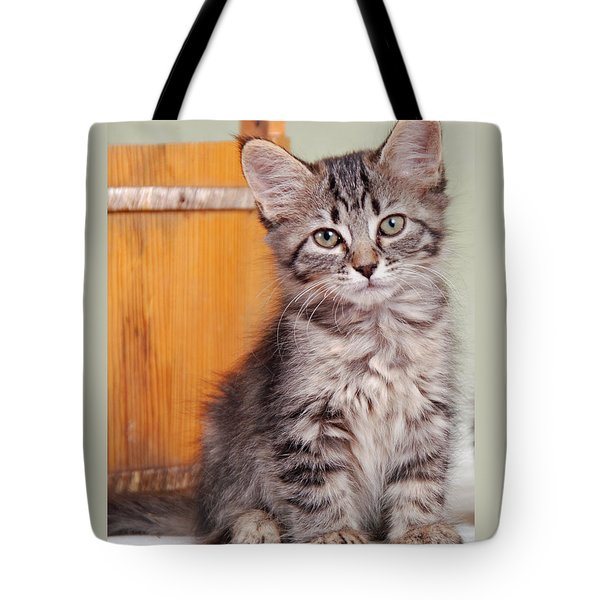 Patience Tote Bag by Kenny Francis