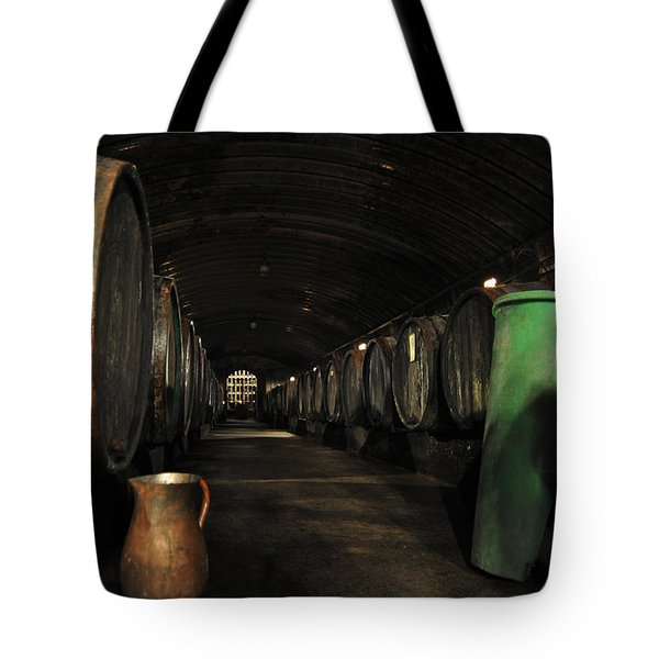 Patience Rewarded Tote Bag