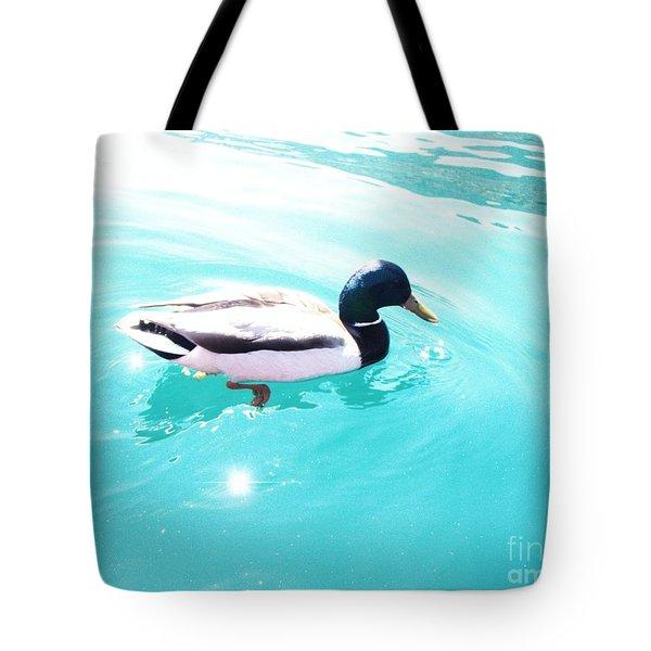 Pato Tote Bag