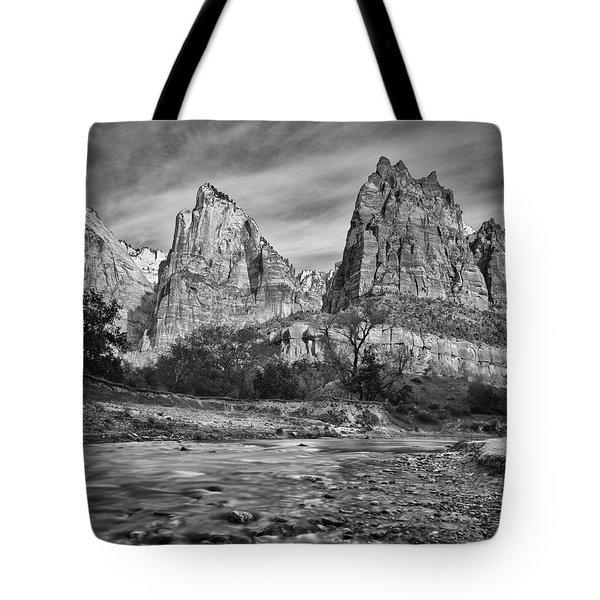 Patriarch Morning Tote Bag