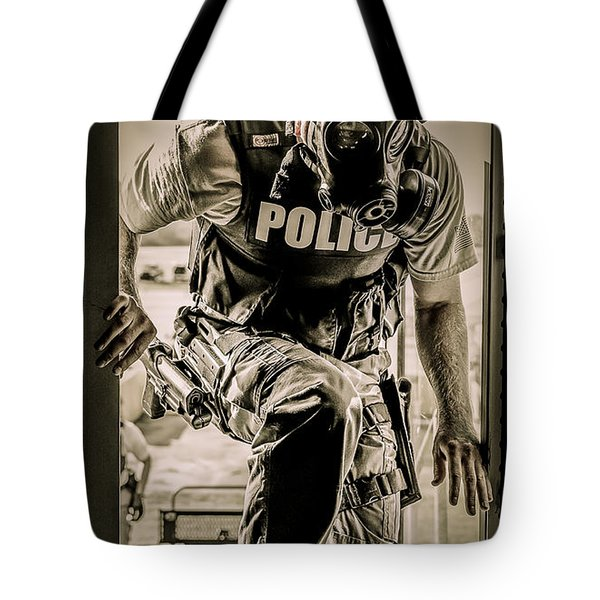 Patriot3 Second Floor Entry Tote Bag
