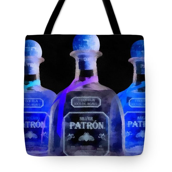 patron tequila black light painting by dan sproul. Black Bedroom Furniture Sets. Home Design Ideas