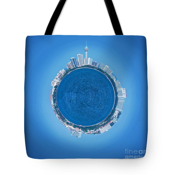 Pattaya World Tote Bag by Atiketta Sangasaeng