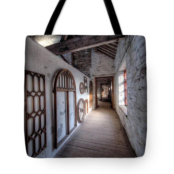 Pattern Loft Tote Bag by Adrian Evans