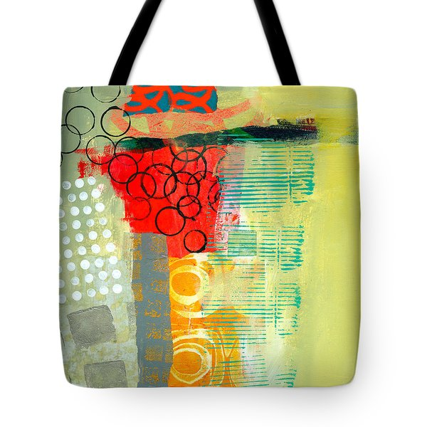 Pattern Study #3 Tote Bag