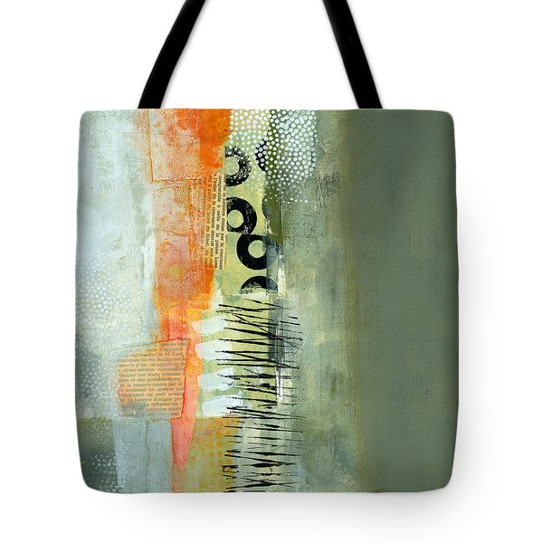 Pattern Study Nuetral 1 Tote Bag