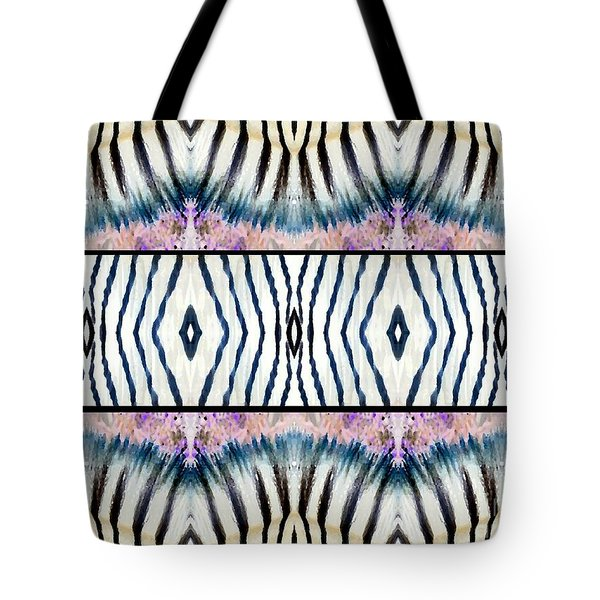 Patterned After Nature IIi Tote Bag by Lady Ex