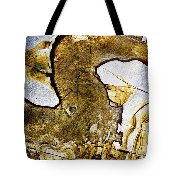 Patterns In Stone - 153 Tote Bag