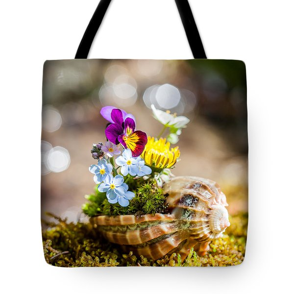 Patterns In Nature Tote Bag