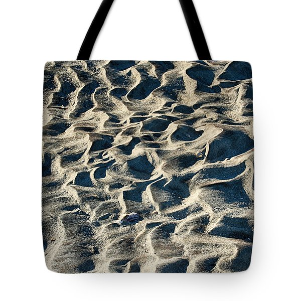 Patterns In Sand 1 Tote Bag