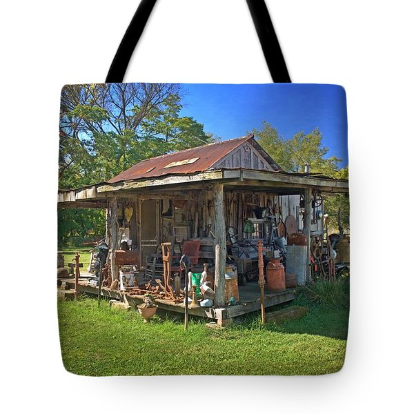 Patterson Place 1 Tote Bag by Marty Koch