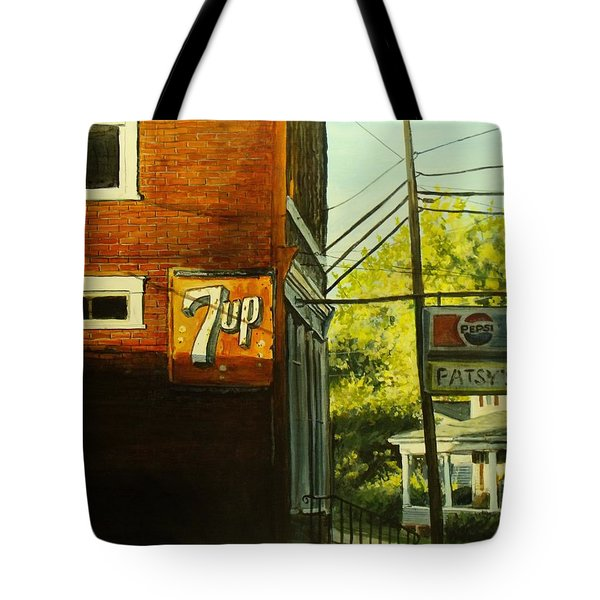 Pattsy's Tote Bag