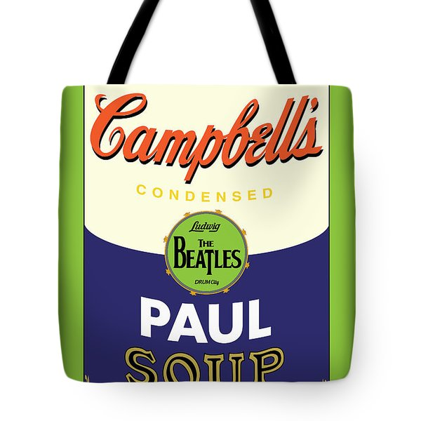 Paul Tote Bag