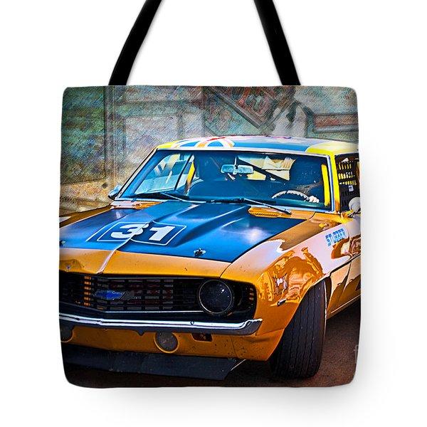 Paul Stubber Camaro Tote Bag