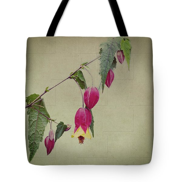 Paulette Tote Bag by Elaine Teague