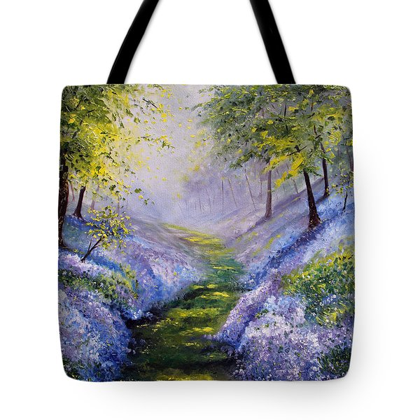 Pavilioned In Splendor Tote Bag by Meaghan Troup