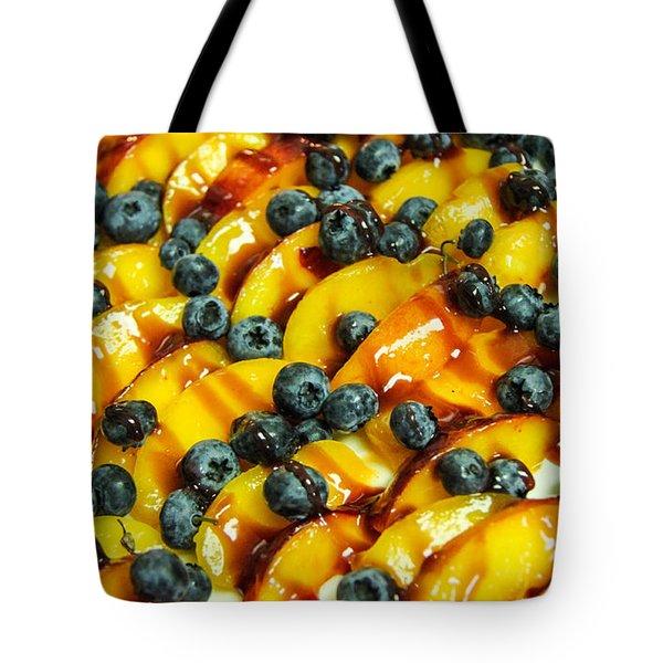 Pavlova Tote Bag by Nancy Harrison