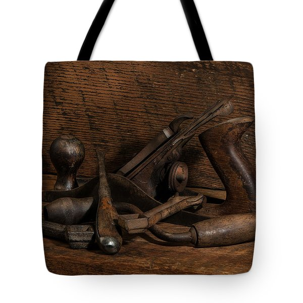 Paw Paw's Tools Tote Bag