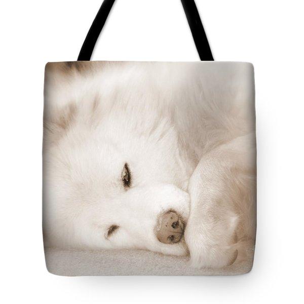 Pawsome Tote Bag