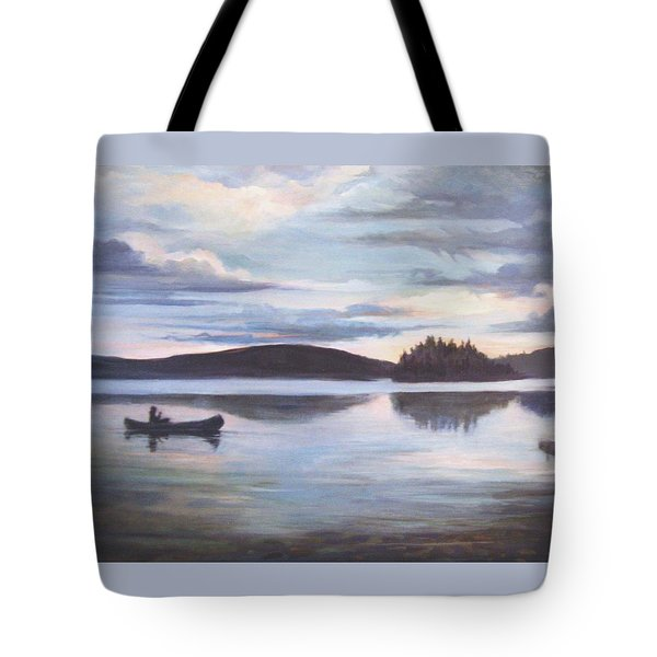 Payette Lake Idaho Tote Bag
