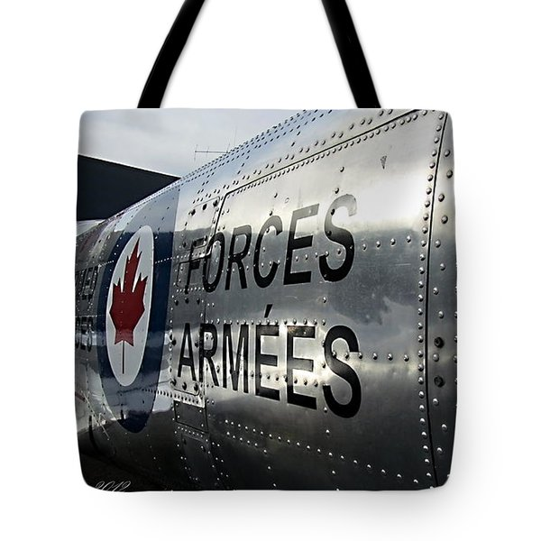 Paying Respects  At Cwh Tote Bag by Danielle  Parent