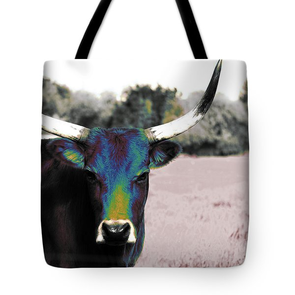 Pazzo Tote Bag by Molly McPherson