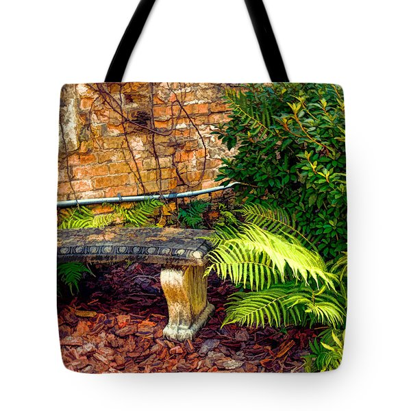 Peace And Quiet Tote Bag