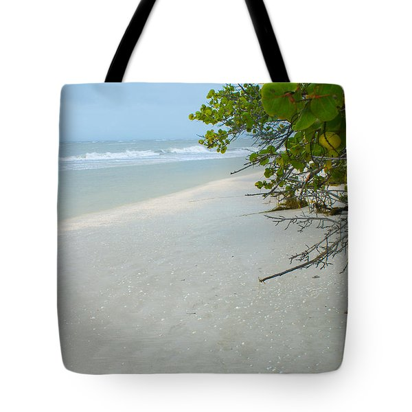 Peace And Quiet On Sanibel Island Tote Bag