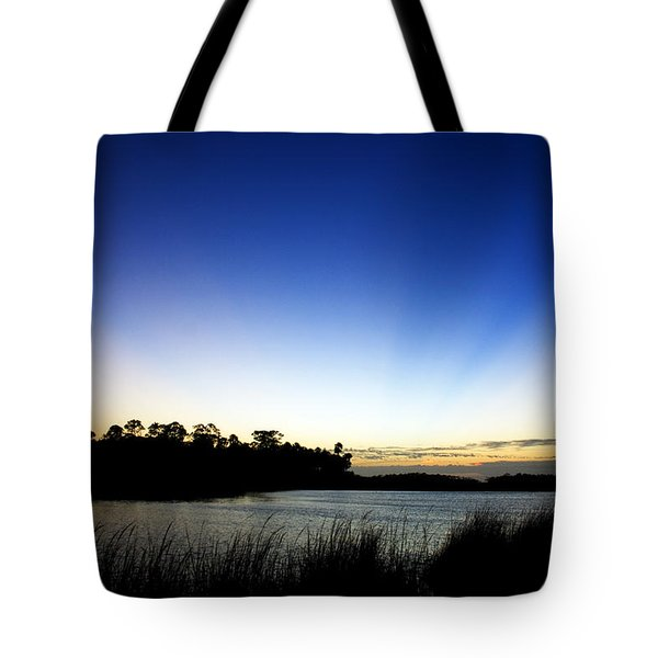 Peace Tote Bag by Beverly Stapleton