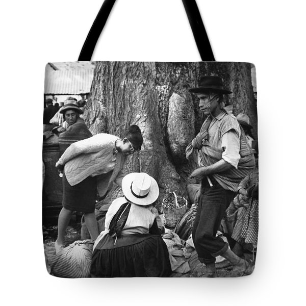 Peace Corps - Peru Tote Bag by Granger