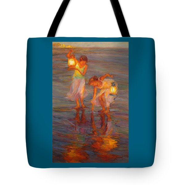 Peace Tote Bag by Diane Leonard