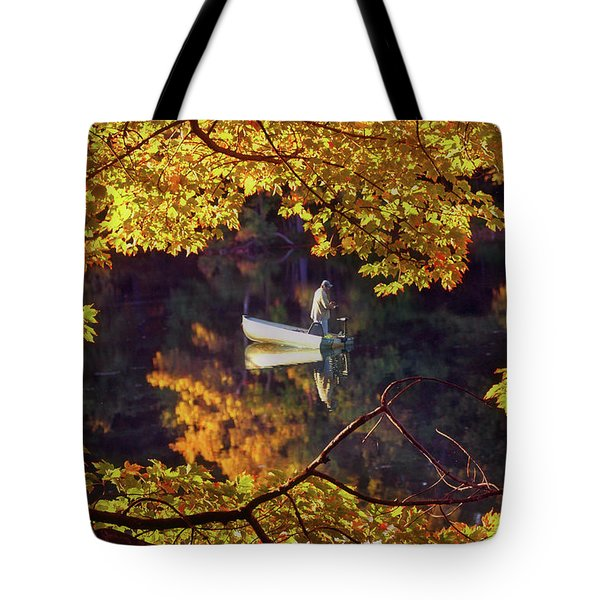 Peace Tote Bag by Joann Vitali