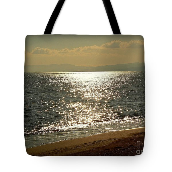 Peace Of Mind... Tote Bag
