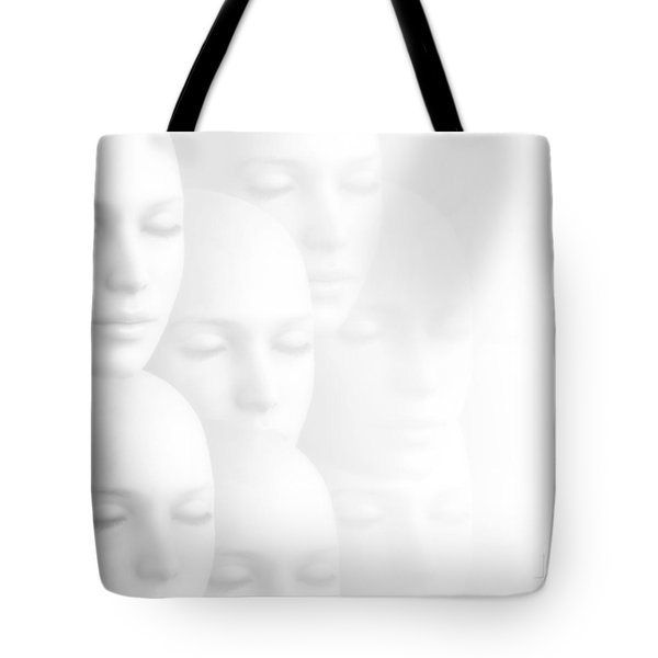 Peace Of Mind Tote Bag by Jacky Gerritsen